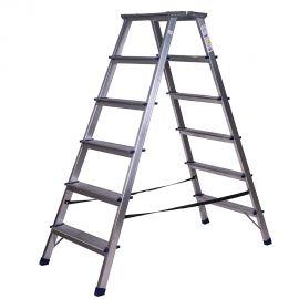 Стремянка двухсторонняя Stairs АS206 фото