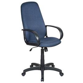 Офисное кресло руководителя Бюрократ CH-808AXSN/Bl&Blue (664037) фото, изображение 2
