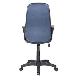 Офисное кресло руководителя Бюрократ CH-808AXSN/Bl&Blue (664037) фото, изображение 4