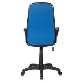 Офисное кресло руководителя Бюрократ CH-808AXSN/TW-10 синий (664040) фото, изображение 4