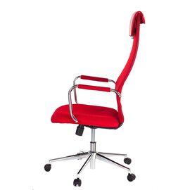 Офисное кресло руководителя Бюрократ KB-9N/R/TW-97N красный (1140274) фото, изображение 3