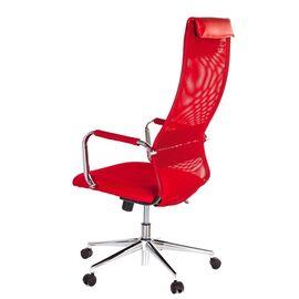 Офисное кресло руководителя Бюрократ KB-9N/R/TW-97N красный (1140274) фото, изображение 4