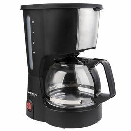 Кофеварка DELTA LUX DL-8161 черная фото