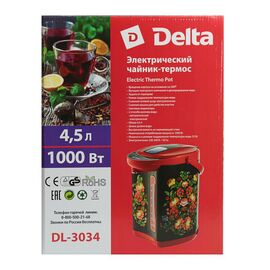 Термопот DЕLTA DL-3034 фото, изображение 6