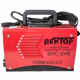 Инверторный сварочный аппарат ВЕКТОР ВИС-245 фото, изображение 2