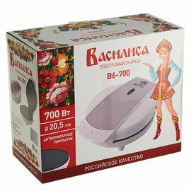 Вафельница Василиса В6-700 светло-сиреневая, тонкие фото, изображение 3
