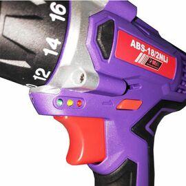 Шуруповерт аккумуляторный WBR ABS-18/2NLi фото, изображение 4