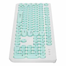 Клавиатура Oklick 400MR Мятный фото, изображение 2