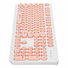 Клавиатура Oklick 400MR Розовый фото, изображение 2