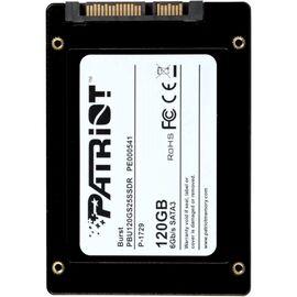 Накопитель SSD Patriot 128 ГБ PBU120GS25SSDR фото, изображение 2
