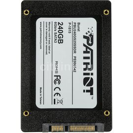 Накопитель SSD Patriot 240 ГБ PBU240GS25SSDR фото, изображение 3