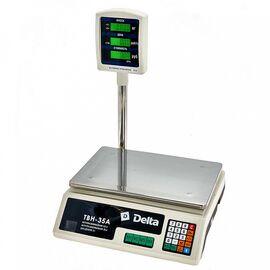 Весы торговые Delta ТВН-35А фото