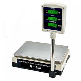 Весы торговые Delta ТВН-35А фото, изображение 2