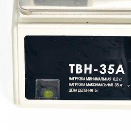 Весы торговые Delta ТВН-35А фото, изображение 4