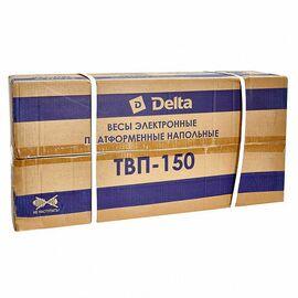 Весы торговые DELTA до 150кг/5г ТВП-150 фото, изображение 4