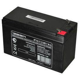 Батарея для ИБП Ippon IP12-7 12В 7Ач фото