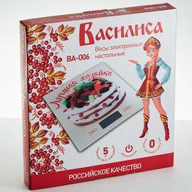 Весы кухонные Василиса ВА-006 Лучшая хозяйка фото, изображение 2