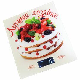 Весы кухонные Василиса ВА-006 Лучшая хозяйка фото