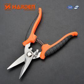 HARDEN Универсальные ножницы 180 мм (570363)