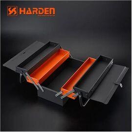 HARDEN Кейс металлический для инструментов 540 мм фото, изображение 2