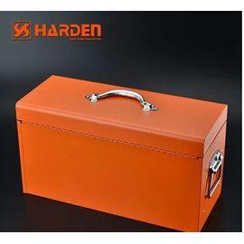 HARDEN Металлический кейс с 3 выдвижными ящиками фото, изображение 5