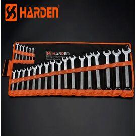 HARDEN Набор комбинированный ключей 23 штуки фото