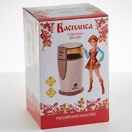 Кофемолка Василиса ВА-400 бежевая