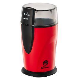 Кофемолка Василиса ВА-400 красная с черным