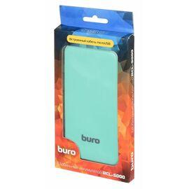Мобильный аккумулятор Buro 5000 мAч RCL-5000-GW фото, изображение 4