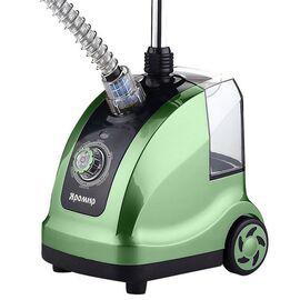 Отпариватель Яромир ЯР-5000 зеленый/черный, 2000 Вт, 1,4 л фото, изображение 2