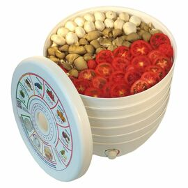 Сушилка для фруктов и овощей Renova DVN37-500/5 фото, изображение 2