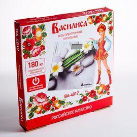 Весы напольные Василиса ВА-4012 Спа фото, изображение 2
