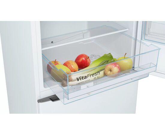 Холодильник двухкамерный Bosch KGV 36XW21R (KRKGVXA) фото, изображение 3