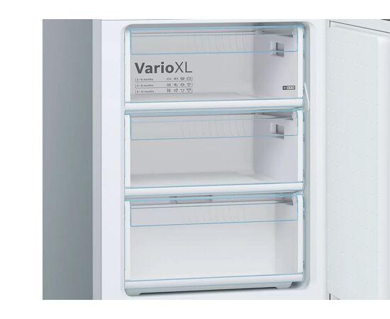 Холодильник двухкамерный Bosch KGV 39XL22R (KRKGVXA) фото, изображение 3