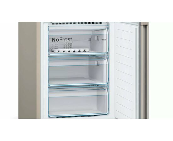 Холодильник двухкамерный Bosch KGN 36NK21R фото, изображение 3