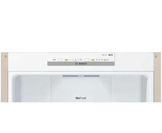 Холодильник двухкамерный Bosch KGN 36NK21R фото, изображение 5