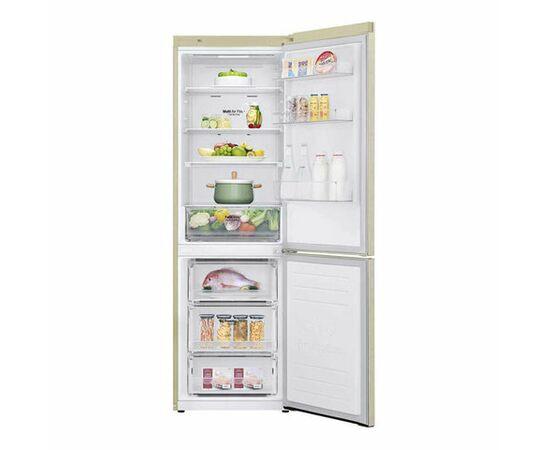 Холодильник двухкамерный LG GA-B 459 MESL, изображение 2