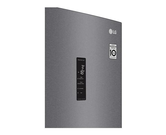 Холодильник двухкамерный LG GA-B 459 MLSL, изображение 5