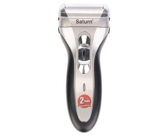 Электробритва Saturn HC7390 серая фото