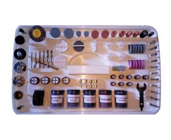 WBR Дрель-гравер BH-400 с гибким валом фото, изображение 2