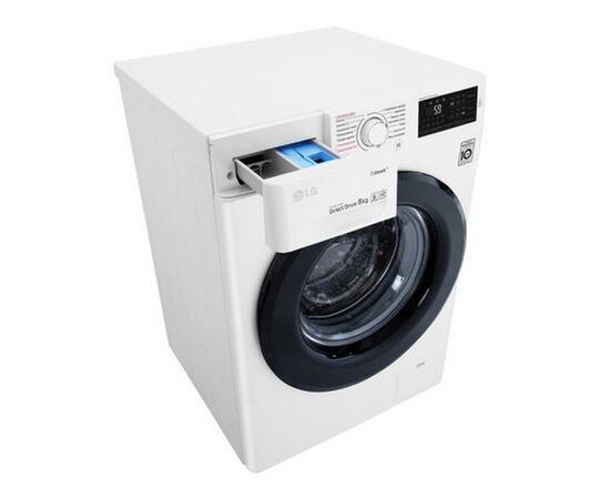Стиральная машина автомат LG F4M5TS6W фото, изображение 4
