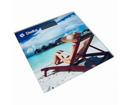 Весы напольные электронные DELTA D-9305 Мальдивы фото