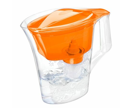 Фильтр-кувшин Барьер Танго оранжевый (В294Р00) фото, изображение 2