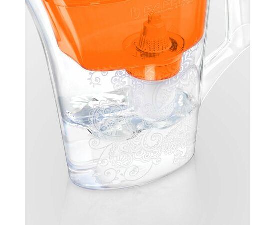Фильтр-кувшин Барьер Танго оранжевый (В294Р00) фото, изображение 5