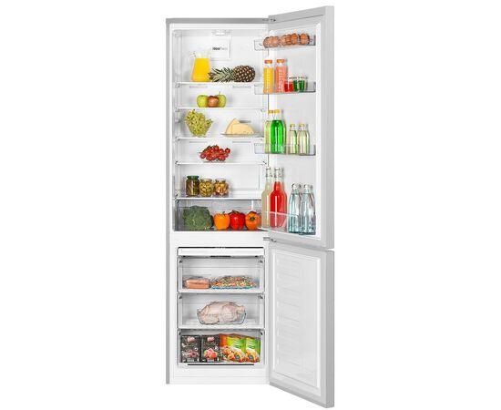 Холодильник двухкамерный BEKO RCNK356K20S фото, изображение 2