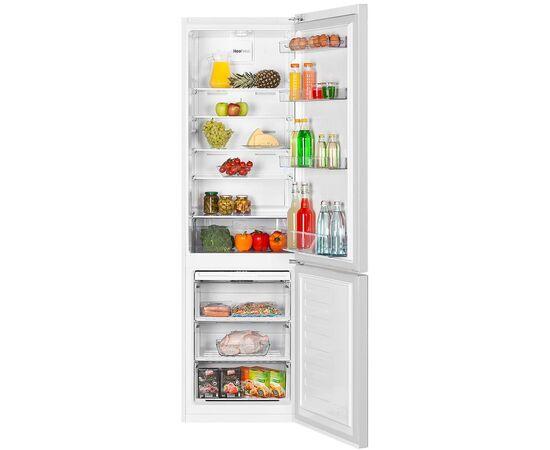 Холодильник двухкамерный BEKO RCNK356K20W фото, изображение 2