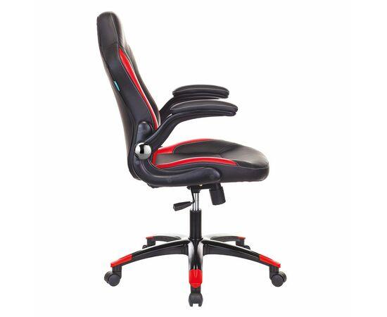 Игровое кресло Бюрократ VIKING-1N Black-Red (1180812) фото, изображение 3