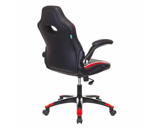 Игровое кресло Бюрократ VIKING-1N Black-Red (1180812) фото, изображение 4