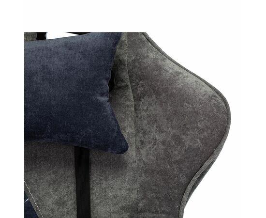 Игровое кресло Бюрократ VIKING X Fabric Grey-Blue (1428214) фото, изображение 10