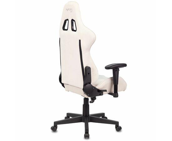 Игровое кресло Бюрократ VIKING X Fabric White-Blue (1428212) фото, изображение 15